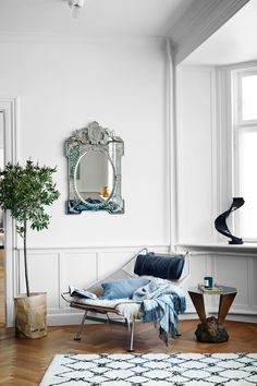 Exclusive: Inside It-Girl Pernille Teisbaek's New Home in Copenhagen