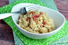 Spelled gnocchi with sour cabbage - Spelled gnocchi with sauerkraut - Coleslaw Salat, Sour Cabbage, Gnocchi, Sauerkraut, Potato Salad, Tofu, Salads, Healthy Recipes, Ethnic Recipes
