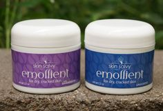 Emollient and Extinguish - for dry, cracked skin - Skin Salvy   Natural Solutions for Dry Cracked Split Skin and Lips Since 2007