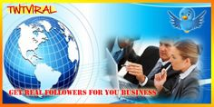 When you have a business or company, then to get real followers become your first priority for your successful business. Visit Our Site: http://www.twtviral.com