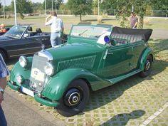 "Mercedes-Benz 170D OTP ""Police special"" (1951-1952)"