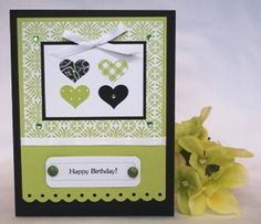 CARD MAKING IDEAS – TONS OF EXAMPLES FOR HANDMADE GREETINGS