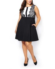 Sleeveless Dress wit