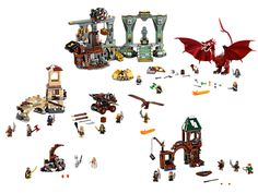 Enjoy many exciting LEGO® adventures with The Hobbit Ultimate Kit! Imaginative Play, Learning Toys, Vinyl Toys, Lego Sets, Gift List, Educational Toys, Lord Of The Rings, The Hobbit, Armies