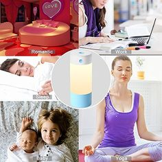 Amazon.com: Sbode Humidifier, 250mL Cool Mist Ultrasonic Humidifiers for Babies Bedroom, Night Light Mode, USB Powered and Whisper Quiet for Office Home Car: Baby