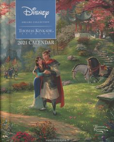 Filmstrip - Dreams collection - 2021 calendar