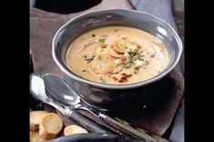 Pivní polévka s čedarem Soups And Stews, Cheeseburger Chowder, Food, Essen, Meals, Yemek, Eten