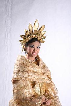 Sinulog Festival Queen-- Cebu, Philippines