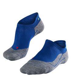 Falke Mens RU4 Invisible Running Socks | Medium Volume Liner Socks