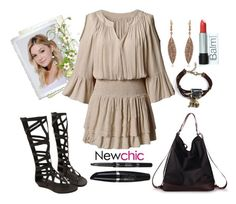 """""""Love NewChic"""" by pixidreams ❤ liked on Polyvore featuring Neutrogena"""
