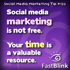 Social Media Marketing Tip #122