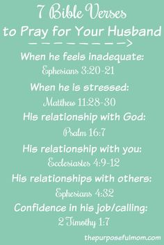 Trendy Wedding Quotes To The Couple Bible Verses 58 Ideas Praying For Your Husband, Prayer For Husband, Love My Husband, Future Husband, Husband Quotes, Bible Verse For Husband, Praying Wife, Praying To God, Couple Bible Verses