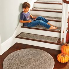 Harrison Weave Washable Area Rugs | Washable Area Rugs And Stair Treads