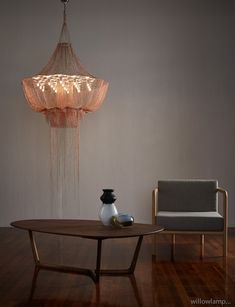 Willowlamp's original iconic award-winning design, based on the sacred geometry known as the `flower of life`. Cool Lighting, Modern Lighting, Lighting Design, Contemporary Chandelier, Modern Contemporary, Modern Light Fittings, Chandelier In Living Room, Higher Design, Flower Of Life
