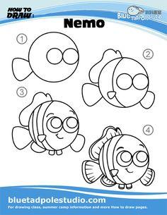 how_to_draw_Nemo_Nemo.jpg (612×792)
