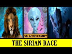 The Sirian Alien Race - Love, Ascension, Spiritual Masters, Giza Pyram...