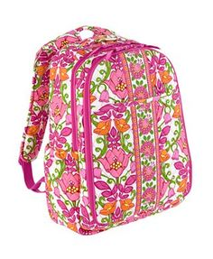 991261f56aa Cute Vera Bradley Baby, Vera Bradley Backpack, Baby Girl Diaper Bags,  Everything Baby