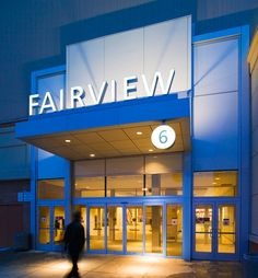 Fairview Mall in Toronto, ON - designed by GH+A I would love to see this mall whenever I make it 2 Toronto ;)