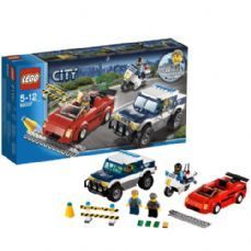 LEGO City 60007 / High Speed Chase