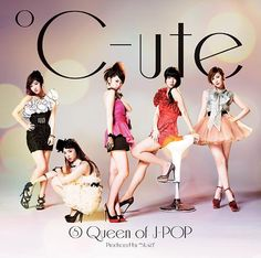 C-ute #Fashion #Jpop