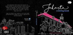 Covernya Coloringbook Exploringjakarta Bukumewarnaidewasa Jakartacoloringbook Dari Penerbitharu Betawi Jakarta Jakartaindonesia Indonesia Jkt