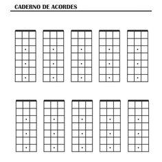 Resultado de imagem para acordes de violão para iniciantes pdf