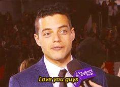 love you too Rami <3