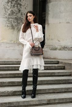 H / Laura Matuszczyk: H&M Studio SS17 & Badura x LaMania boots