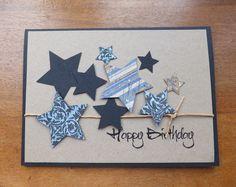 Mens birthdaycard
