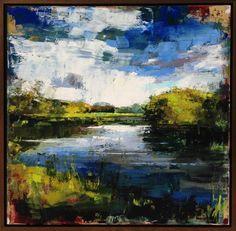 Lowland Thunderhead, Curt Butler, beautiful composition