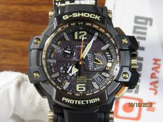 G-Shock Gravity Master GPS GPW-1000GB-1A-3