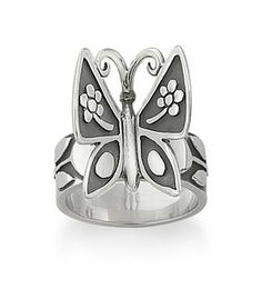 Mariposa Ring | James Avery #spring