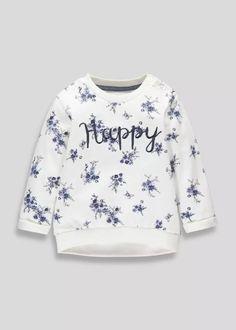 http://www.matalan.co.uk/kids-clothing/girls/shop-by-age/baby--newborn-0-18mths/s2637449/girls-happy-print-sweatshirt-3mths-5yrs
