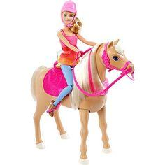 Foto 2 - Barbie Família Cavalo Dançarino - Mattel