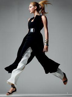 Kate Upton para Vogue