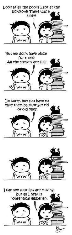 Sorry honey...