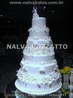 Nalva Pozzatto Bolos Artísticos - Bolos de Casamento, Festa Infantil, Baile de 15 anos, Debutantes, Eventos Corporativos Nalva Pozzatto – Bolos Artísticos| Casamento
