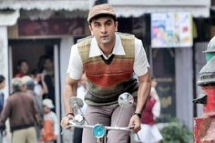 BARFI FIRST LOOK – LATEST MOVIE 2012 TRAILER....
