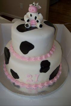 Birthday cake I think yes!