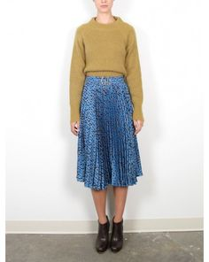 Exclusive Pleated Skirt - Skirts - Sale