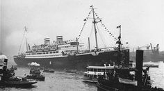 June 4, 1939: The MS St. Louis, a ship carrying 963 Jewish refugees, is denied permission to land in Florida after already being turned away from Cuba. Forced to return to Europe, more than 200 of its passengers would later die in Nazi concentration camps.