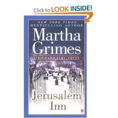 Jerusalem Inn (Richard Jury Mystery)