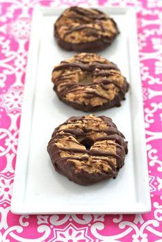 Gluten Free Samoa Cookie Recipe from Glutenista Gluten Free