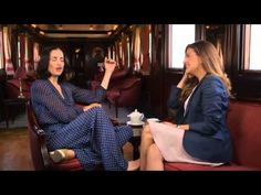 ▶ DISCOVERY CHANNEL – Un viaje por los sentidos por Carolina Herrera de Báez – Episodio 1 - YouTube