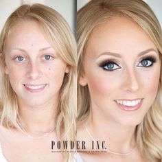 #BeforeAndAfter blushing #BridalMakeup inspiration by @powderincmakeup beautifying client with our pre-set cluster eyelash extensions ~ www.shopeyemimo.com/categories/Eyelash-Extensions • ⒮⒣⒪⒫ ⒫⒭⒪⒟⒰⒞⒯⒮ ⒜⒯ www.shopeyemimo.com/categories/Eyelash-Extensions