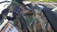 New 2016 Polaris Sportsman 850 Polaris Pursuit Camo ATVs For Sale in Illinois. 2016 Polaris Sportsman 850 Polaris Pursuit Camo, ALL FINANCE APPLICATIONS ACCEPTED!!<br /> <br /> 2016 Polaris® Sportsman® 850 Polaris Pursuit® Camo <p> Features may include: </p> Hardest Working Features <li>Industry's Best Value 800 Class ATV</li><p>When it comes to getting a powerful, hard working and smooth riding ATV nothing beats the value and performance of the Sportsman 850 on the trail, at work or on the…