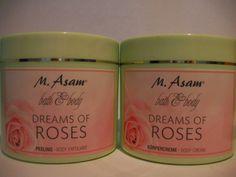 Mein Beauty & Lifestyle Blog für die Frau ab 40: Produkte von M. Asam: Dreams of Roses, Jahreduft 2...
