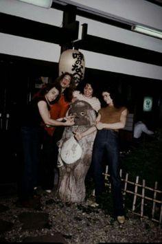 "katidrew: ""Van Halen conquers Japan on the first world tour 1978 """
