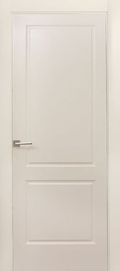 Puerta lacada blanca (Tesesa) Mdf Doors, Bedroom Doors, White Doors, Entrance Doors, Mid Century Modern Furniture, Tall Cabinet Storage, Mid-century Modern, Sweet Home, New Homes