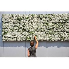 D&M Depot Karoo Verticale Plantenbak 40 x 40 cm Outdoor Structures, Net, Balcony